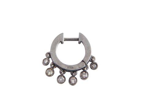 Mini Creola Pendant
