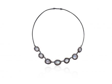 "Chocker ""Moonstone"""